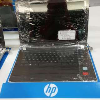 Laptop HP 14-BS011TX i5 Bisa Dicicil Pake KTP Bunga 0%