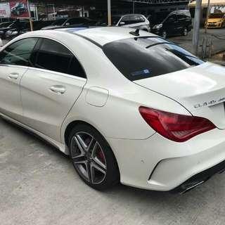 Merc CLA 245 AMG