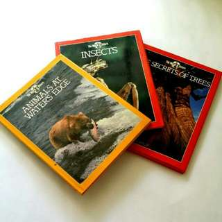 The World Of Nature Books (Set)