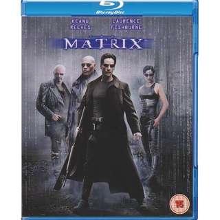 The Matrix (Blu-Ray Region Free)