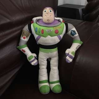 BUZZ LIGHT YEAR STUFFED TOYS