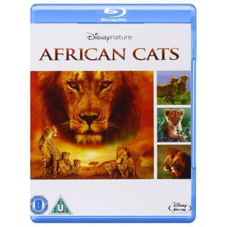 Disneynature - African Cats - Blu-Ray Region Free