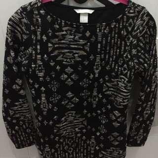 Sweater H&M Size XS