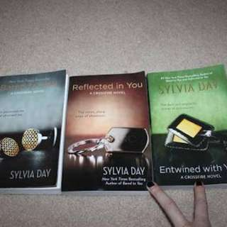 Crossfire Novel By Sylvia Day
