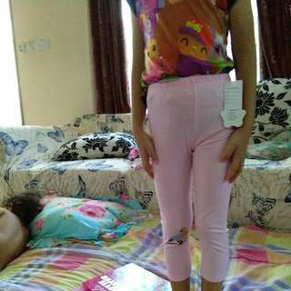 Seluar legging cotton