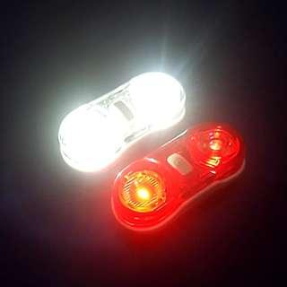 D-LIGHT Bicycle LED Light Set
