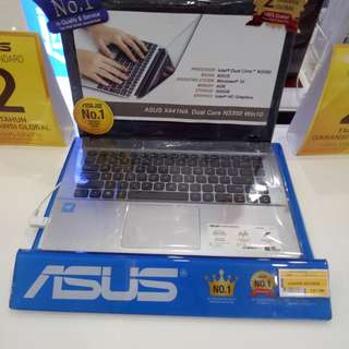 Laptop Asus bisa dicicil
