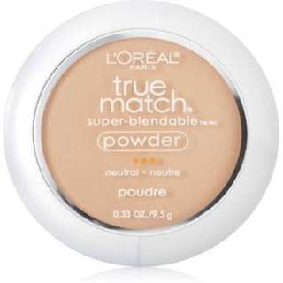 Authentic Loreal True Match Super Blendable Powder N4