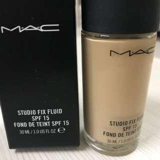 🚚 Mac粉底液