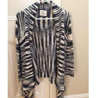 Knit Oversize Cardigan