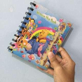 Buku Jurnal Diary