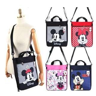 Ready Stock Disney Sling Bag