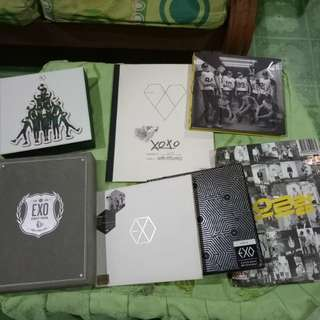 MY BELOVED EXO ALBUM