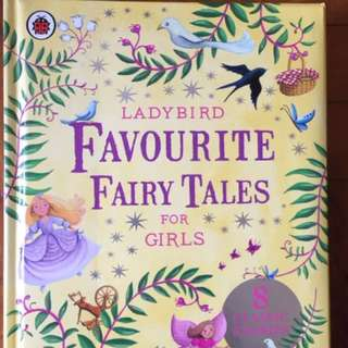 Fairy tales books for girls