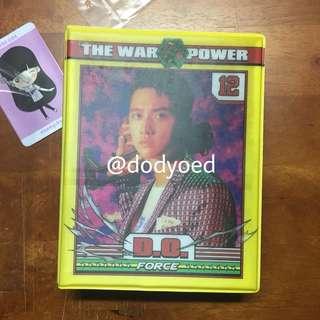 [OFFICIAL] EXO D.O POWER POSTCARD COLLECT BOOK