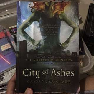 City of Ashes series The Mortal Instrument