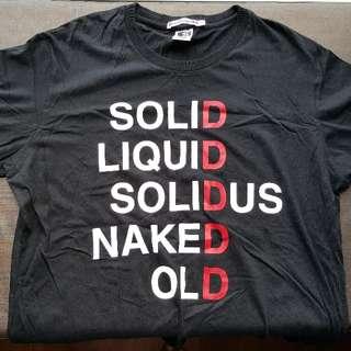 Metal Gear Solid T-shirts fr Uniqlo
