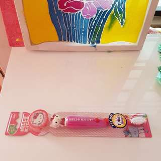 Hello Kitty Toothbrush with Timer