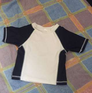 Babyboy Rashguard 6-12m (Used only once)