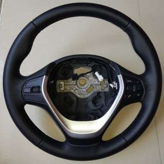BMW 1 Series F20 LCI original steering