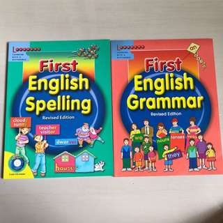 First English Spelling & Grammar