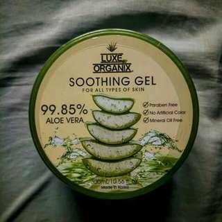Luxx Organic Aloe Vera Gel Unused