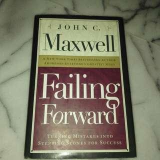Failing Forward by John C Maxwell