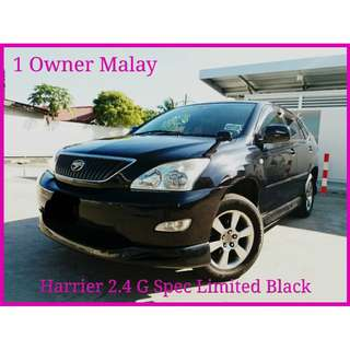 2010 Toyota Harrier 2.4 (A) ORIGINAL CONDITION