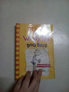 The Diary of a Wimpy Kid: Dog Days