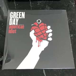 Sold. Green Day - American Idiot. Vinyl Lp. New