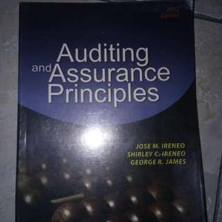 Auditing and Assurance principle