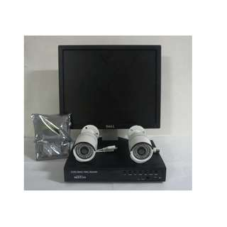 For sale CCtv Package Complete Set