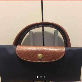 Long Champ Travel Bag (NAVY) 手提旅行袋