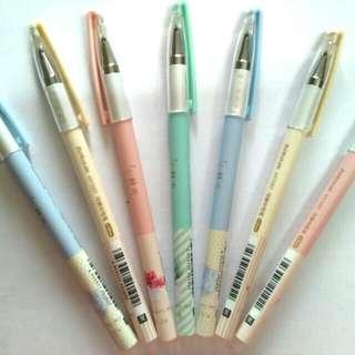 Erasable Frixion Gel Pen 0.38mm black ink