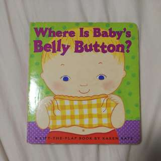Where's Baby Belly Button?