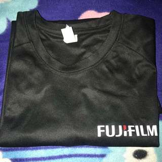 Black Fujifilm Shirt (Large)