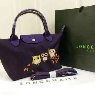 Longchamp Overrun