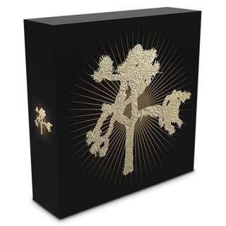 U2 Joshua Tree 7lp box set. Vinyl Lp. New