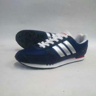 Adidas neo blue silver
