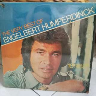 THE VERY BEST OF ENGELBERT HUMPERDINCK VG