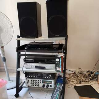 Home karaoke n sound system