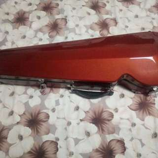 Violin case 小提琴盒玻璃鋼