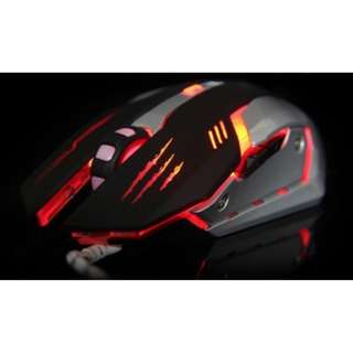 [K96] Gaming Mouse Programmable [3200DPI]