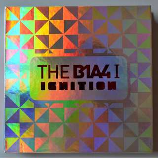 B1A4 Ignition official album