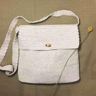 [織喳] 手工織品 背包
