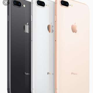 Selling Singtel IPhone 8 Plus 64GB Any colour