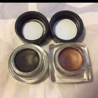 Bobbi Brown Eyeliner And Cream Shadow