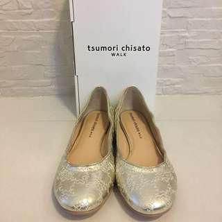 Tsumori Chisato Walk Ladies Flat Shoes