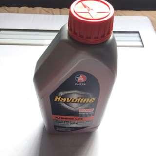 Havoline Anti Freeze / Coolant Concentrate