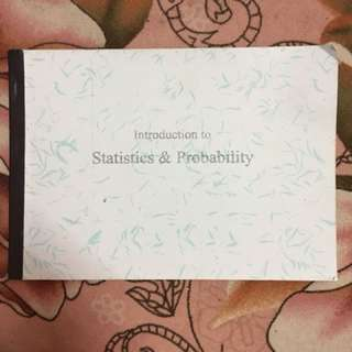 Introduction to Statistics & Probability